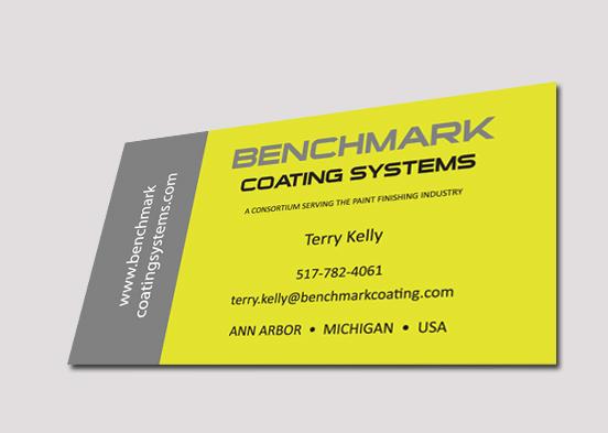 Brochures business cards techie web designs benchmark type brochures business cards reheart Gallery