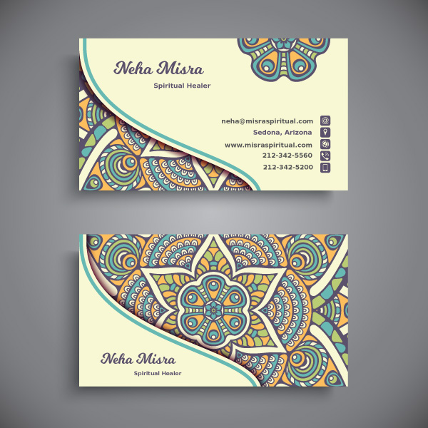 Brochures business cards techie web designs neha business card colourmoves