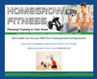 Homegrown Fitness