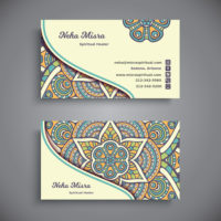 Neha Business Card