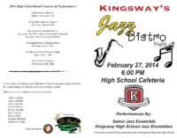 KRSD Jazz Band Program
